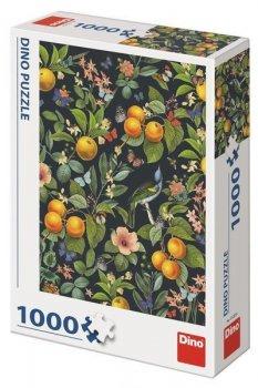 Puzzle Kvetoucí pomeranče 1000 dílků