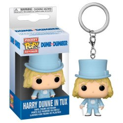 Funko POP přívěsek: Dumb Dumber - Harry In Tux (klíčenka Blbý a blbější)