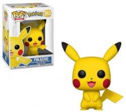 Funko POP Games: Pokemon - Pikachu
