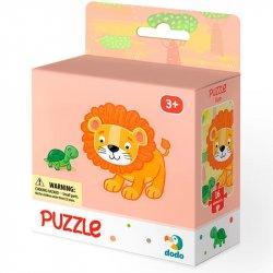 Dodo Puzzle Lev 16 dílků