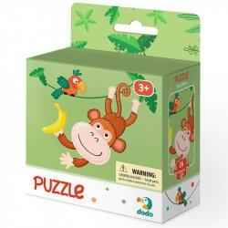 Dodo Puzzle Opička 16 dílků