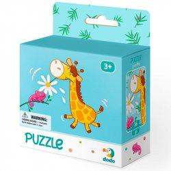 Dodo Puzzle Žirafa 16 dílků