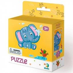 Dodo Puzzle Slůně 16 dílků