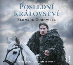 Poslední království - 2 CDmp3 (Čte Vasil Fridrich)