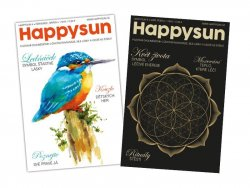 Happysun - Komplet 2 knihy