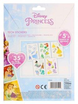Sada samolepek Disney princezny