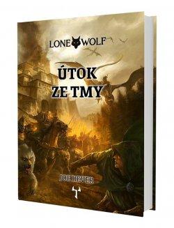 Lone Wolf 1: Útok ze tmy (gamebook)