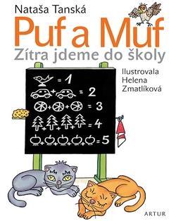 Puf a Muf – zítra jdeme do školy