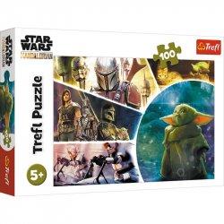 Puzzle Star Wars / The Mandalorian: Baby Yoda, 100 dílků