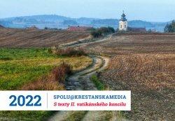 Spolu@krestanskamedia 2022 - stolní kalendář