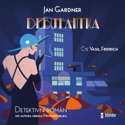 Debutantka - audioknihovna