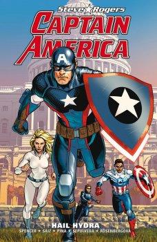 Captain America Steve Rogers 1: Hail Hydra