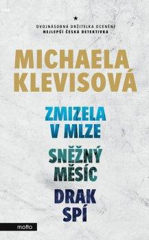 Michaela Klevisová - BOX (Zmizela v mlze, Sněžný měsíc, Drak spí)
