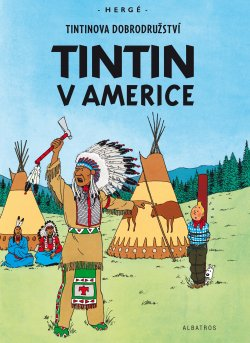 Tintin (3) - Tintin v Americe