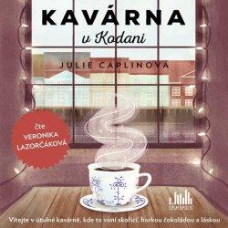 Kavárna v Kodani - CDmp3 (Čte Veronika Lazorčáková)