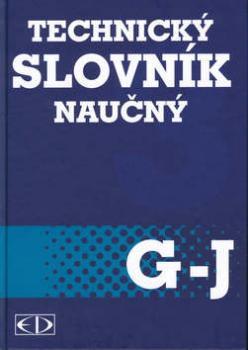 Technický slovník naučný G-J