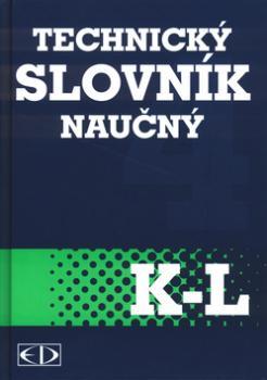 Technický slovník naučný K-L