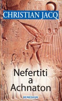 Nefertiti a Achnaton
