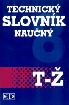 Technický slovník naučný T-Ž