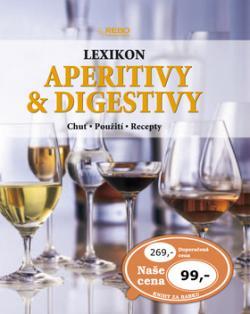 Lexikon Aperitivy a digestivy