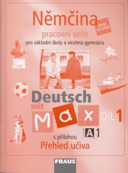 Němčina Deutsch mit Max A1/díl 1