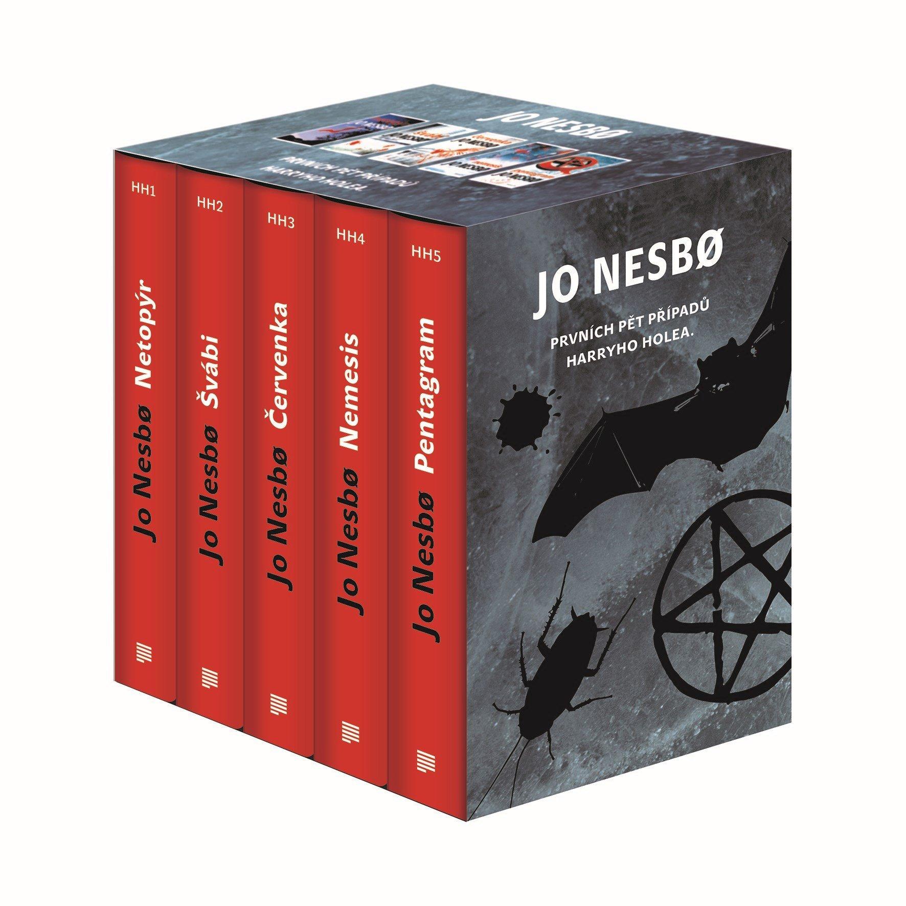 Jo Nesbo box