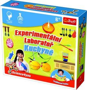 Science4you Experimentální laboratoř Kuchyně