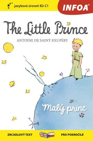Malý princ / The Little Prince - Zrcadlová četba (B2-C1)