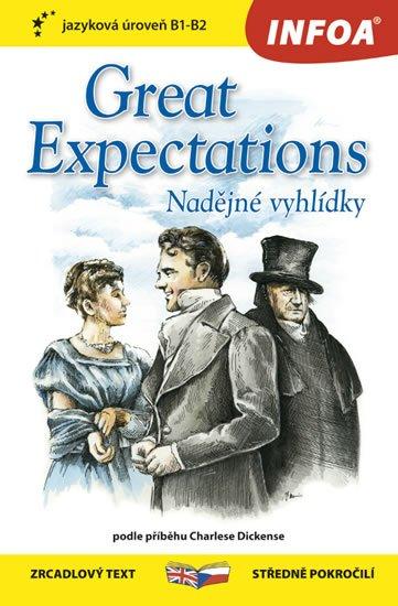 Nadějné vyhlídky / Great Expectations - Zrcadlová četba (B1-B2)