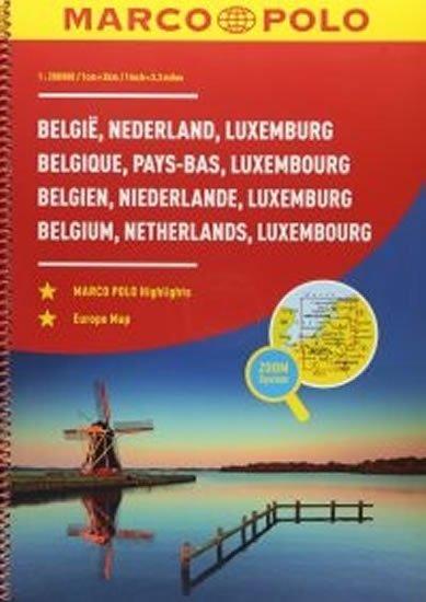 Benelux / atlas-spirála 1:200T