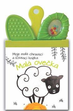 Moje malá chrasticí a kousací knížka Ovečka