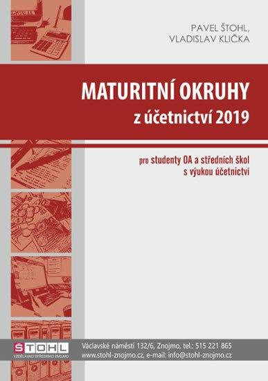 Maturitní okruhy z účetnictví 2019