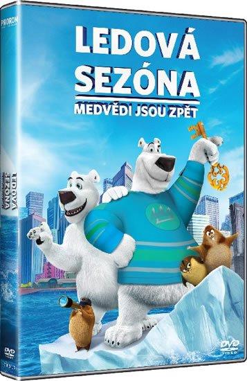 Ledová sezóna: Medvědi jsou zpět DVD