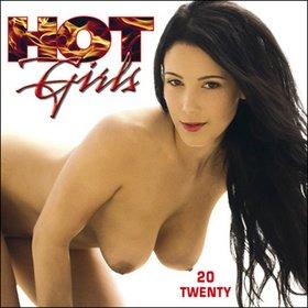 Hot girls 2020 - nástěnný kalendář