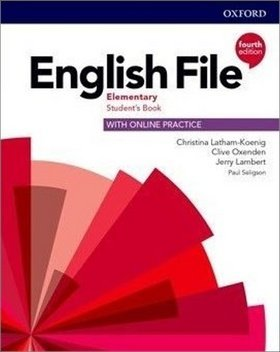 English File Fourth Edition Elementary: Student´s Book with Student Resource Centre Pack (Czech edition)