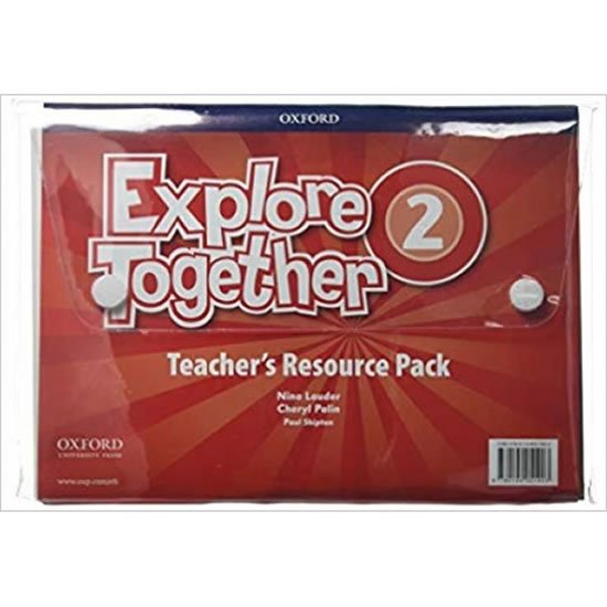 Explore Together 2 Teacher´s Resource Pack CZ