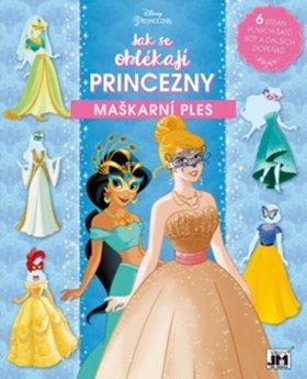 Jak princezna Maškarní ples