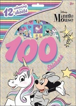 Minnie - 100 samolepek
