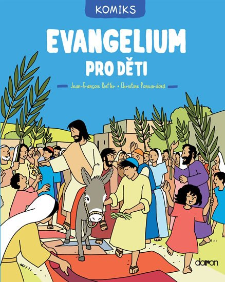 Evangelium pro děti - komiks