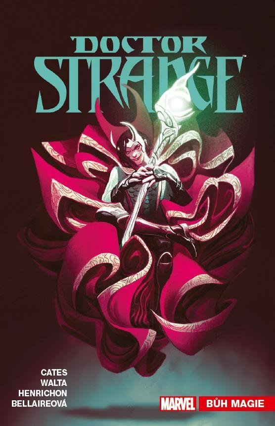 Doctor Strange 6 - Bůh magie