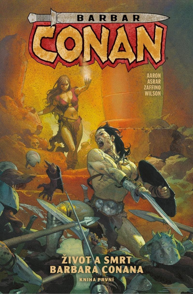 Barbar Conan 1 - Život a smrt barbara Conana 1